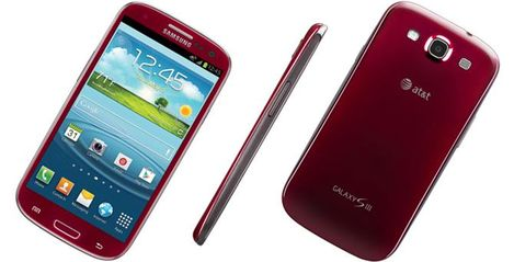 samsung galaxy s3 red in germany
