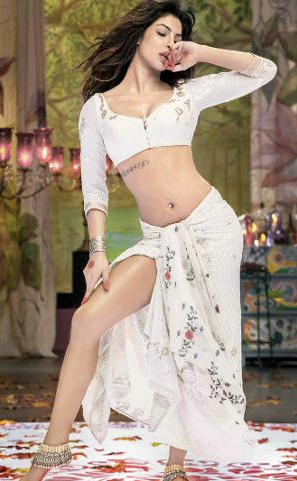 First look at Priyanka Chopra's number for Ramleela