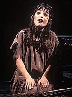 Young Lea Michele Sarfati