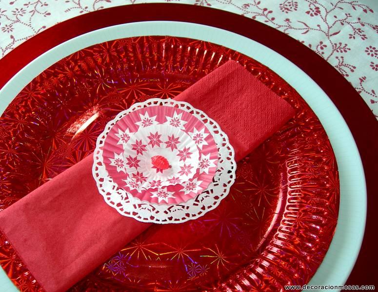Decoracion de mesas servilleteros para navidad for Decoracion para navidad 2014