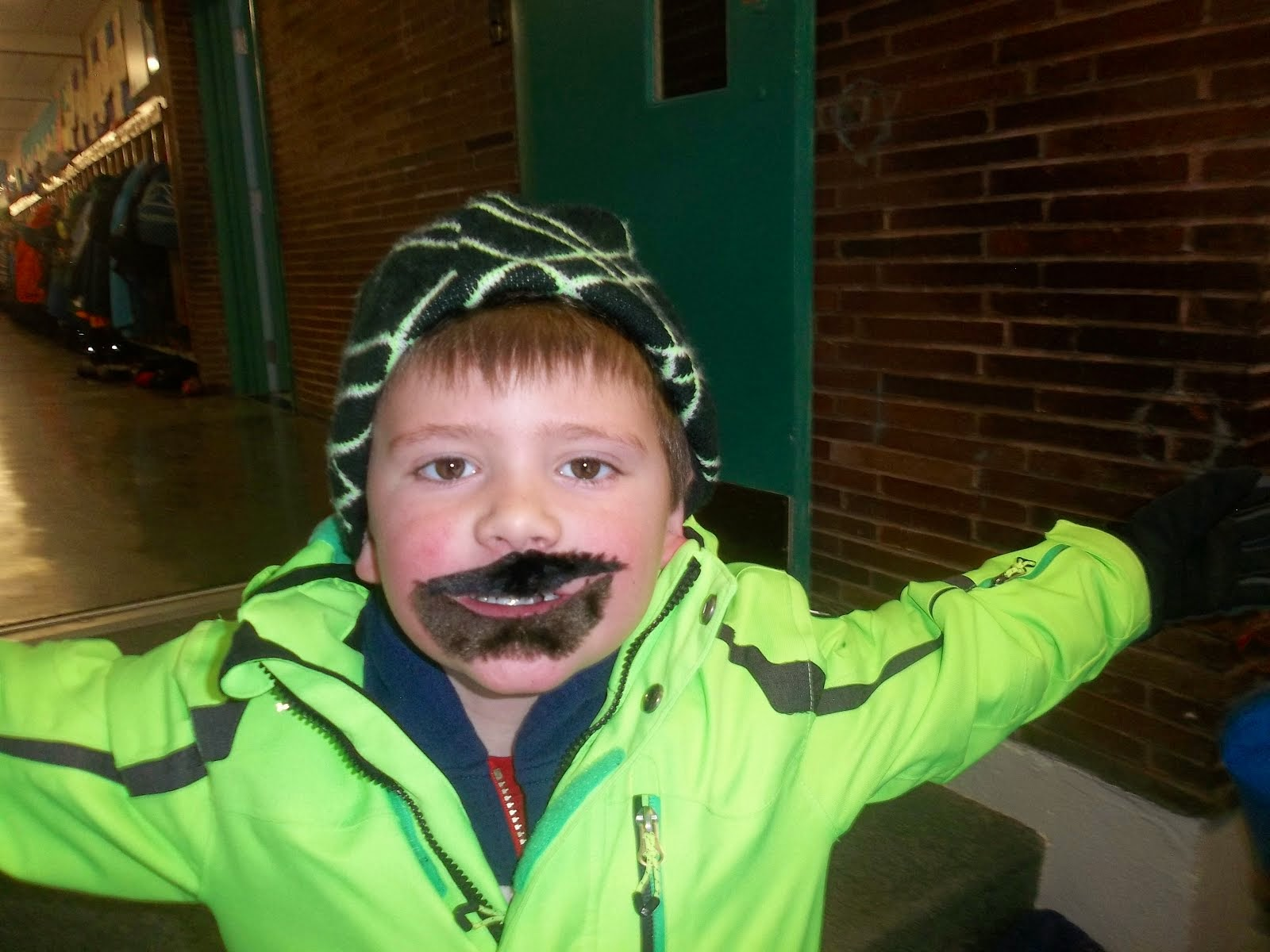 Moustache Fun!!