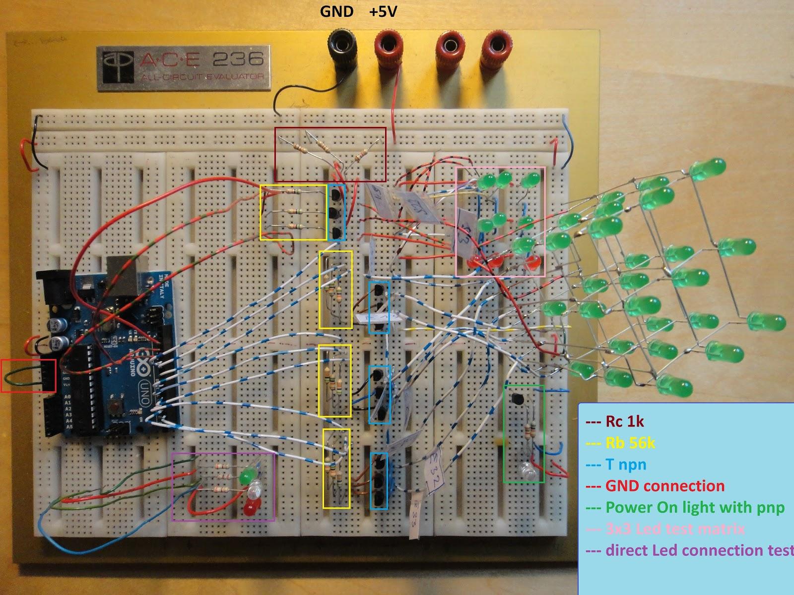 Arduino board coding