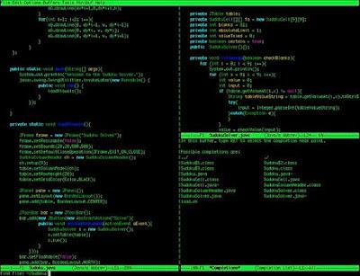 Editor GNU Emacs
