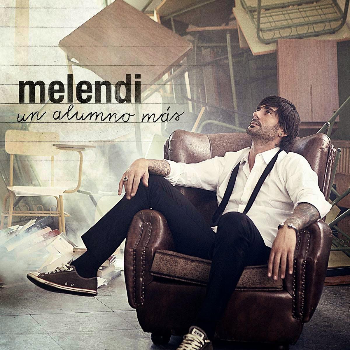 Melendi, Un Alumno Más, su nuevo disco
