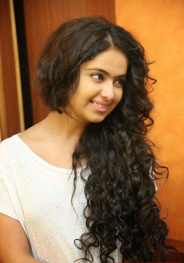 Avika Gor At Cinema Chupista Maava Movie Launch Photos
