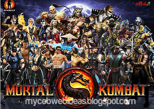 Mortal Kombat Chrome Store
