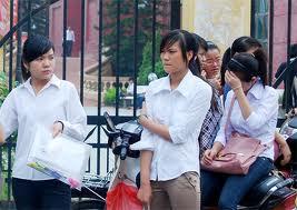 Xem Diem Chuan Truong Dh Nong Lam Thai Nguyen