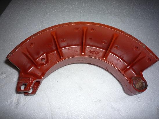 Brake Shoe Web : Cast brake shoes  from
