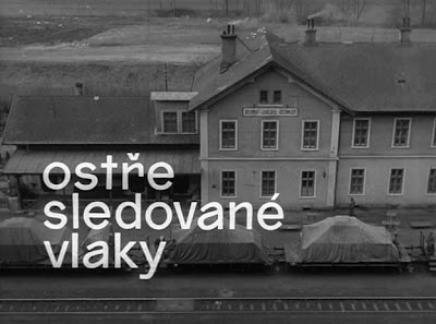 Closely Watched Trains • Ostre sledované vlaky (1966)