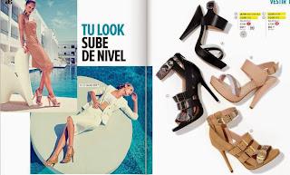 Catalogo Andrea sandalias 2015 : verano