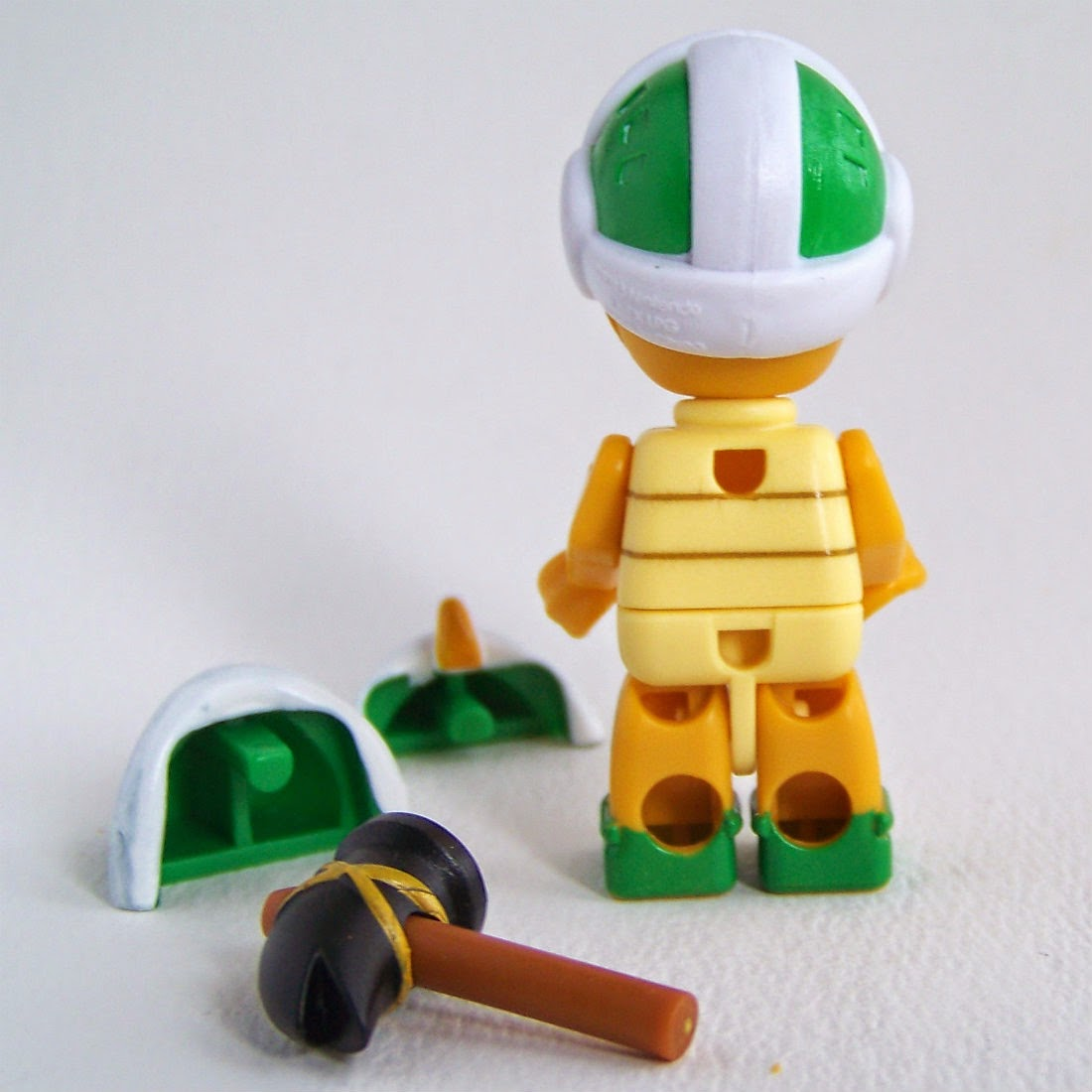 Knex Super Mario 3 pack with Mystery Figure