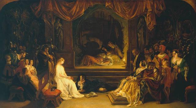 La ratonera (Mousetrap) de Daniel Macline 1842 - Hamlet - Enrique Vila-Matas