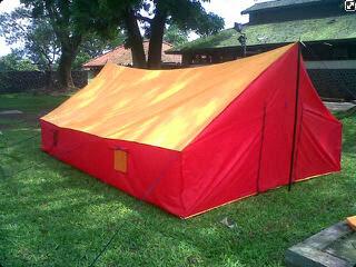 jual tenda pramuka, harga tenda pramuka