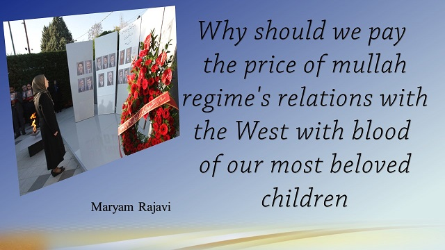 Iran-Italy-Maryam Rajavi's message to the Italian Senate conference on violations of Human Rights in Iran