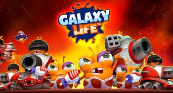 Juega Galaxy Life con tus amigos en Facebook