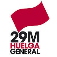 huelga general 29 marzo reforma laboral