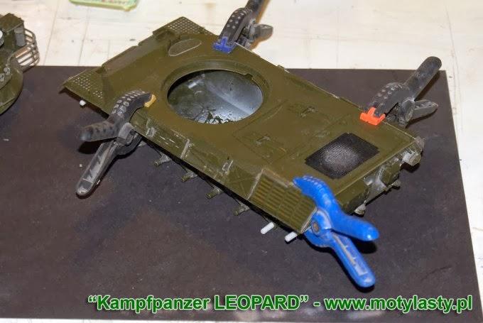 Kampfpanzer LEOPARD Tamiya