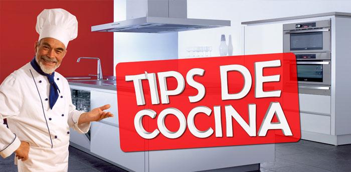 tips de cocina recetas magicas de cocina
