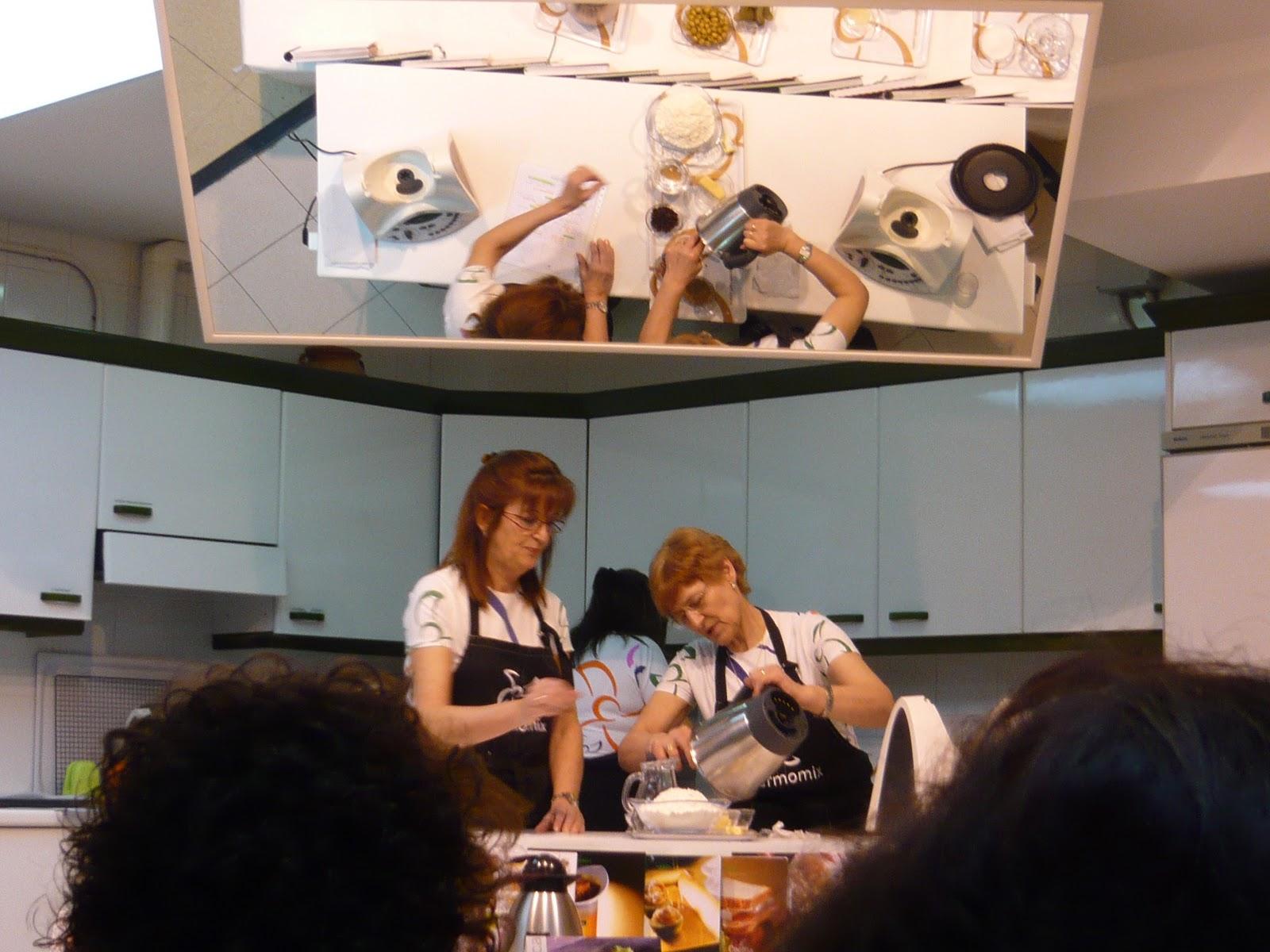 P jaros en la cabeza clases de cocina - Cocina con clase ...