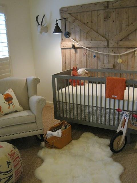 I Think This Is Such A Cute Idea For A Nursery,