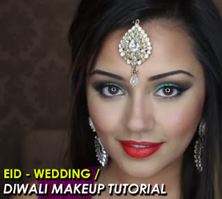 Eid - Wedding - Diwali Makeup Tutorial