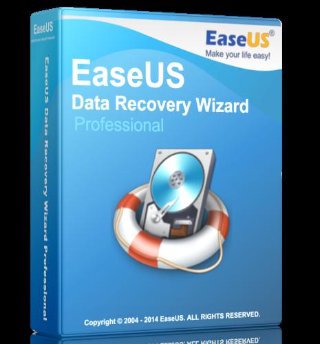EaseUS Data Recovery Wizard 8.8.0