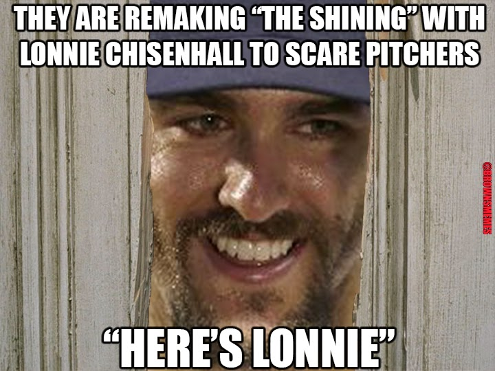 Lonnie Chisenhall Memes by Cleveland Sports Memes