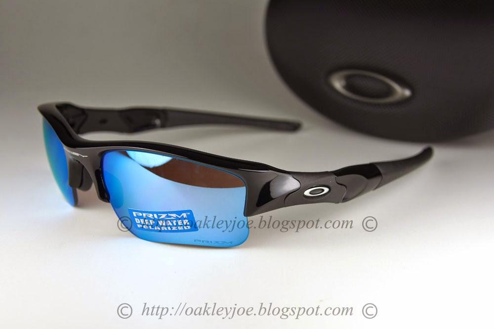 oakley shallow blue or deep blue