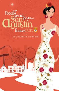 Linares - Feria de San Agustín 2015 - Camino de la Feria - Alfonso Lapaz Méndez