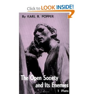 The Open Society and Its Enemies, Vol. 1: The Spell of Plato