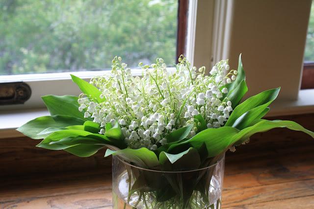 Lily of the Valley Flower Arrangement - Splendid Stems Floral Designs - Niskayuna NY