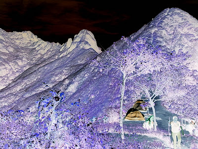 Mt. Batulao campers