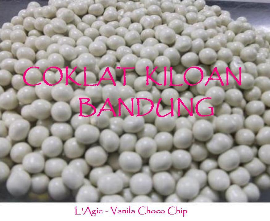 Coklat Kiloan L'Agie Vanilla Choco Chip