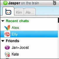 aplikasi ebuddy java