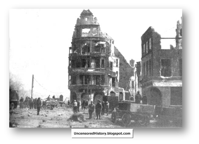 Koenigsberg destroyed