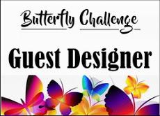BUTTERFLY GUEST DESIGNER