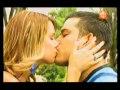 Beso Catalina y Salvador - Mi amor el guachimán