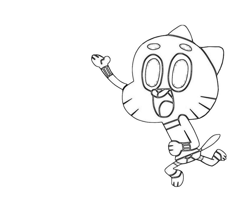 gumball-watterson-character-coloring-pages