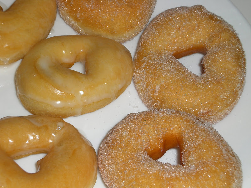 rated: Easy Homemade Doughnuts
