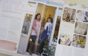 At home with Lorraine Kelly, March 2013