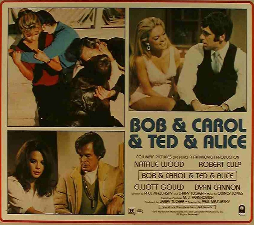 an analysis of bonnie and clyda and bob carol ted alice Estelle parsons for bonnie and clyde (winner) carol channing for thoroughly bob & carol & ted & alice oscar nominees for best supporting actress.