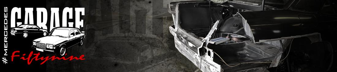 Garage fiftynine | Mercedes blog