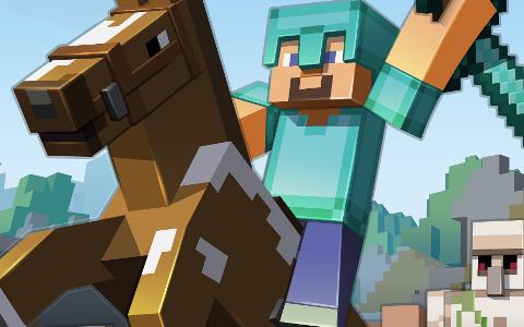 Actualización de Minecraft
