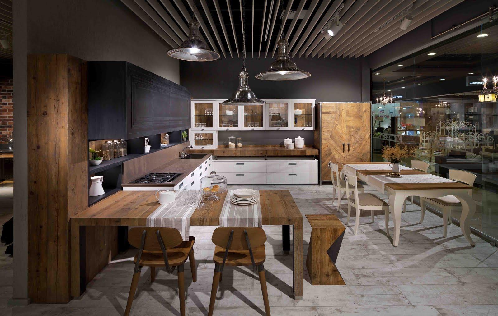 Arredo e design nuova apertura per marchi cucine - Cucine anni 40 ...