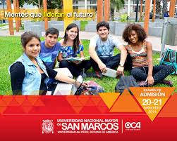 Resultados examen UNMSM 2015 I Examen Universidad Nacional Mayor de San Marcos UNMSM 20 de Septiembre