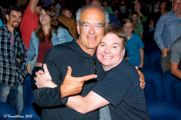 Shep Gordon and Mike Myers