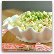 Quick and Easy Macaroni Salad
