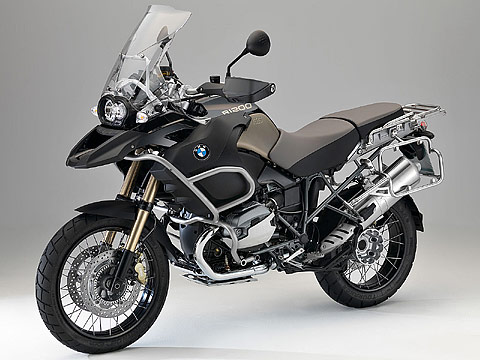 2013 BMW R1200GS Adventure 90 Years Special Model - 480x360 pixels