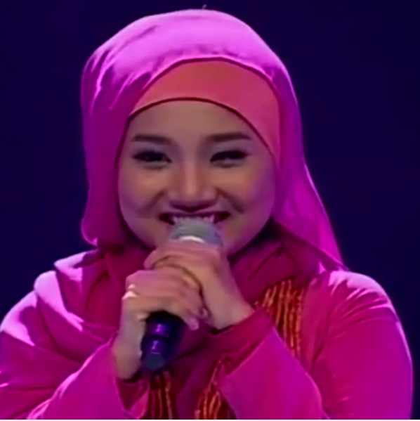 Video: Fatin Shidqia - Pudar (Rossa) | X-Factor Indonesia -