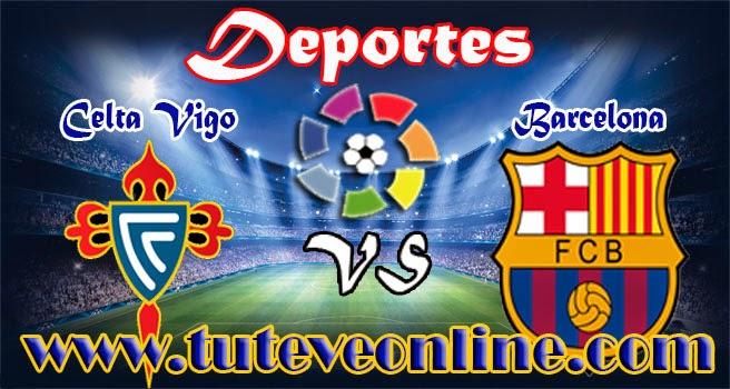 Ver Celta Vigo vs Barcelona en vivo | Domingo 5 de Abril de 2015 | La Liga Española 2014-15 Online